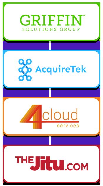 logos of THH companies