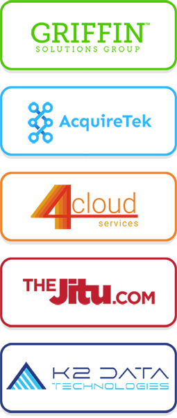 Logos of the THH companies